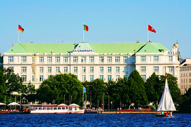 Hotel Atlantic Kempinski - Hamburg, Germany